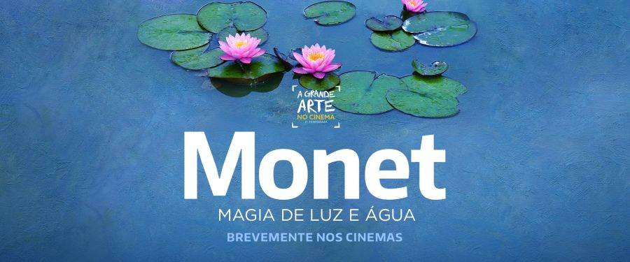 A GRANDE ARTE NO CINEMA - Monet: Magia de Luz e Água