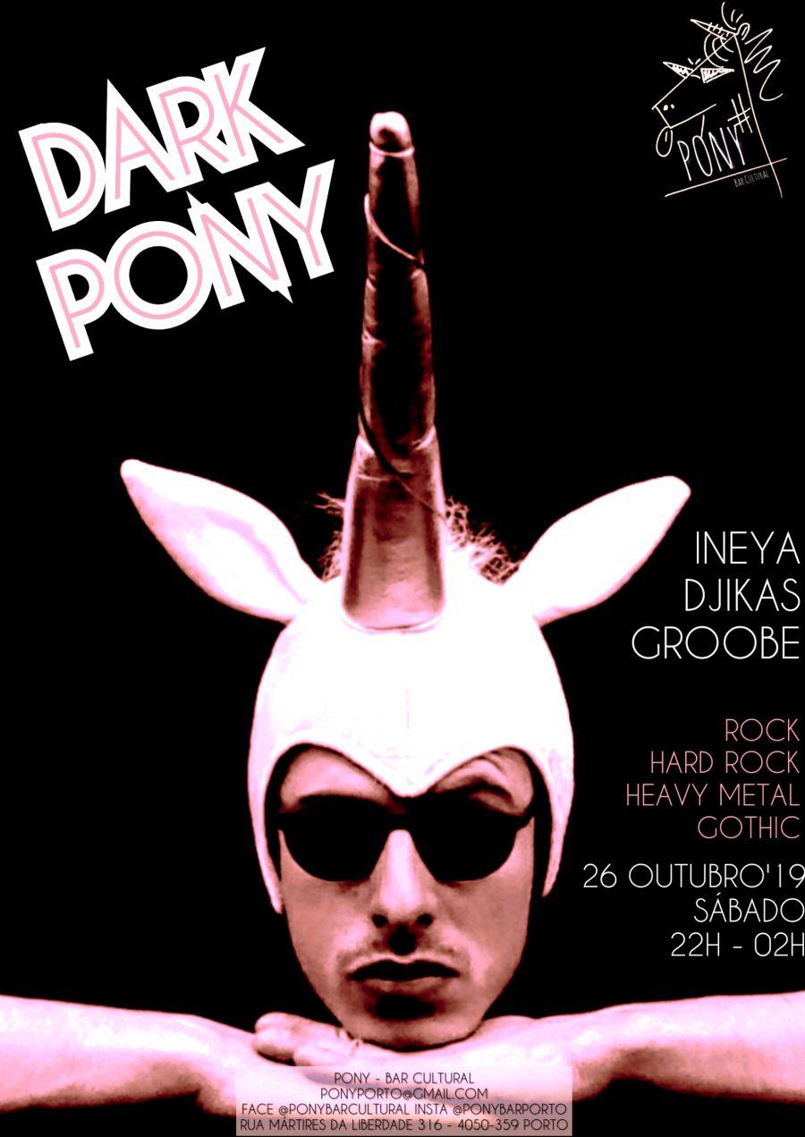 DARK PONY - Festa Rock