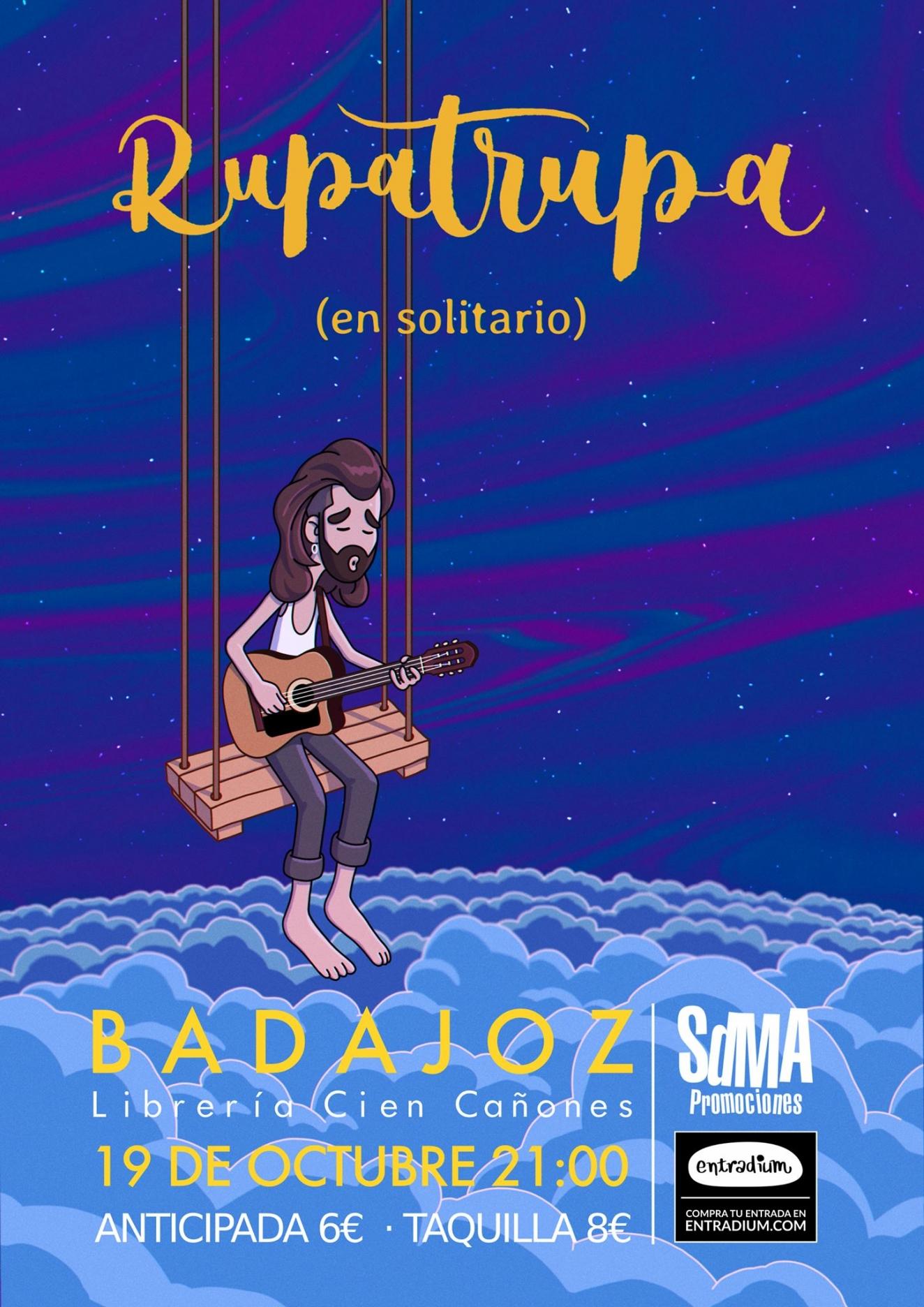 Rupatrupa || en concierto