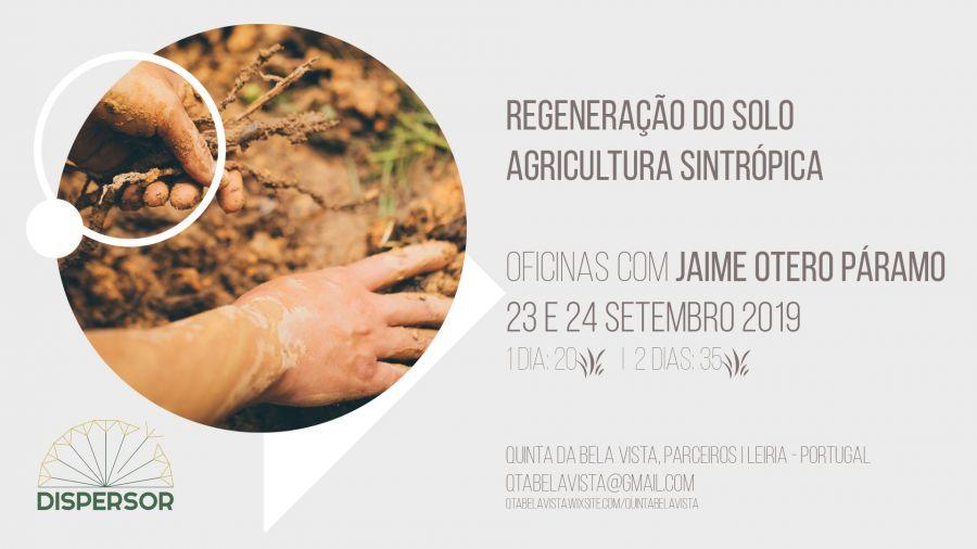 Regeneração do Solo e Princípios da Agricultura Sintrópica