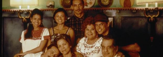 MI FAMILIA ( 1995.  EE.UU.  Drama )