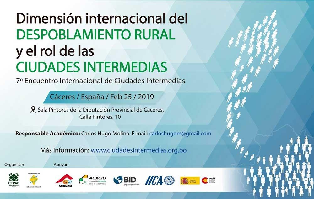 Dimensión internacional del despoblamiento rural
