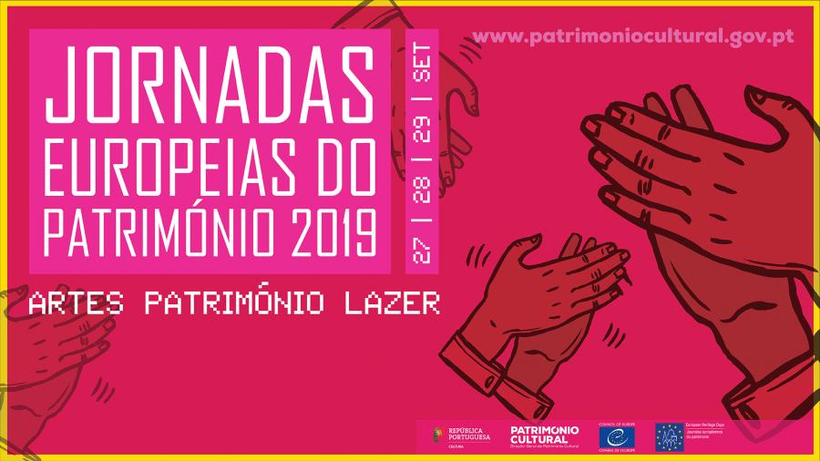 Visita Guiada: Artes, Património, Lazer (Sessão Tarde)