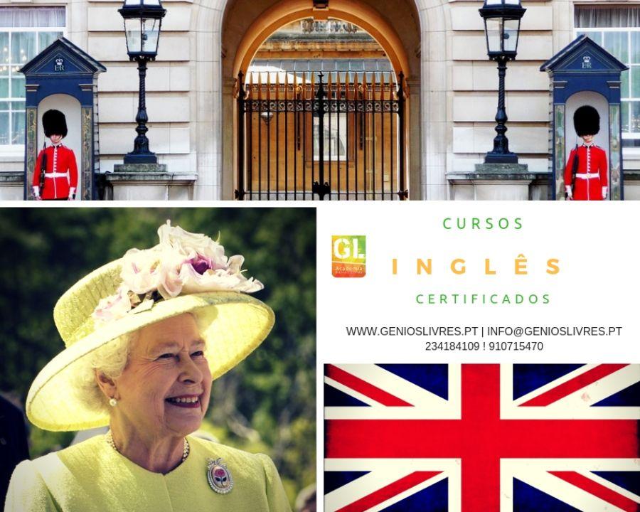 Curso de Nível de Inglês Certificado A1 (Iniciação)