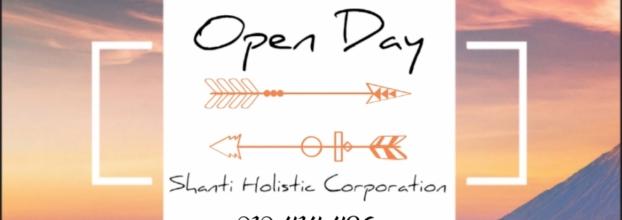 Open Day - Shanti Holistic Corporation