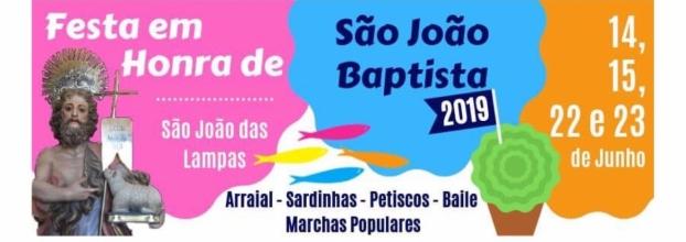 Festa São João Batista - São João das Lampas, Sintra