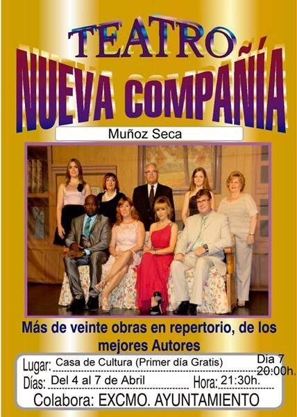 Teatro: Nueva Compañía Muñoz Seca