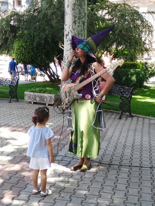 Festival ANIMAJERTE || Cuentos Musicales de La Bruja Lectora Musiloca