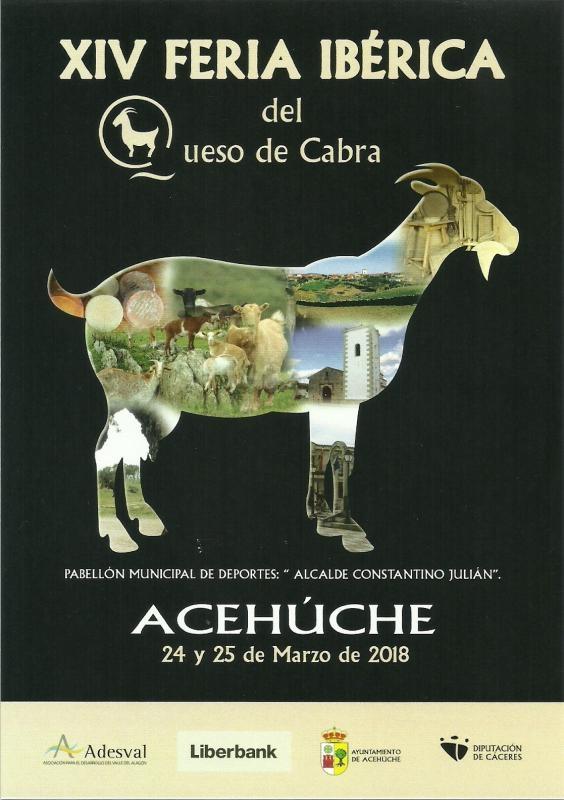 XIV Feria Ibérica del Queso de Cabra de Acehúche