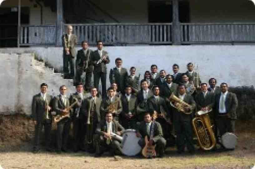 Concierto de la Banda de Conciertos de Guanacaste
