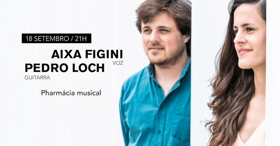Aixa Figini e Pedro Loch - Música Latinoamericana