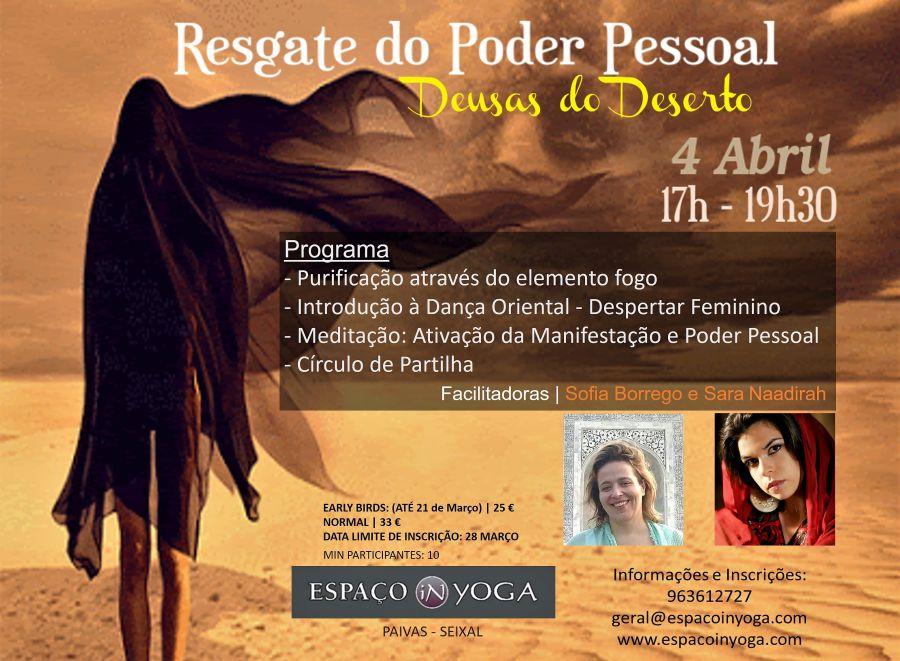 Deusas do Deserto, Resgate do Poder Pessoal