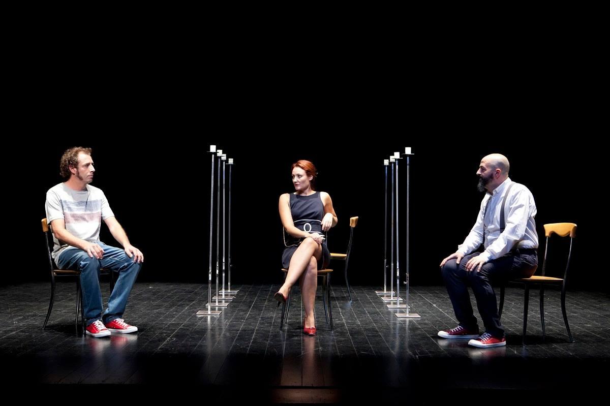 Teatro Ciclo D'Rule | 'Muerte por ausencia'