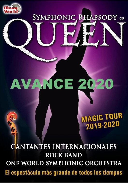 Symphonic Rhapsody of Queen