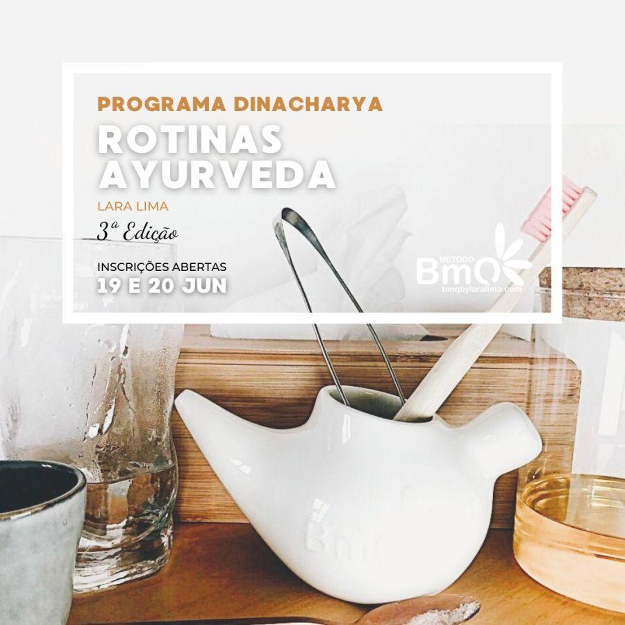 Programa Rotinas Diárias - Dinacharya
