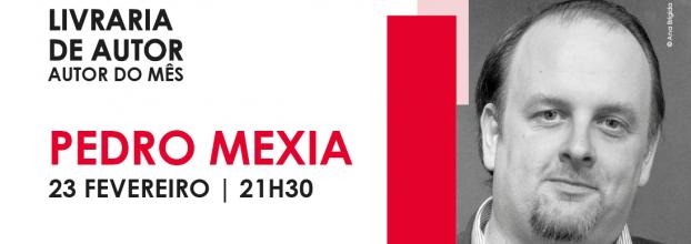 Livraria Lello, Livraria de Autor | Pedro Mexia