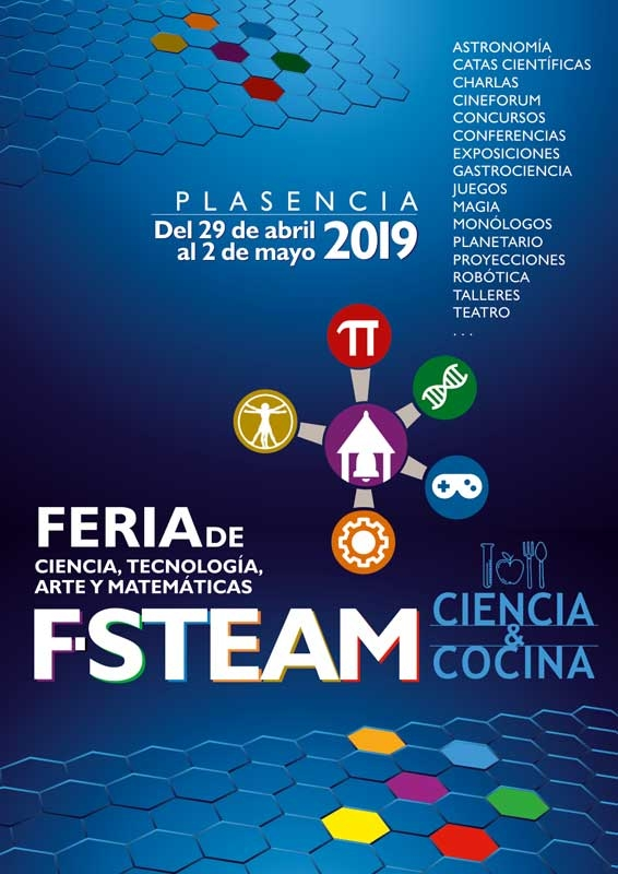 F-STEAM Plasencia 2019