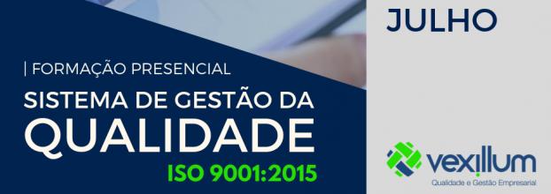 Sistema de Gestão da Qualidade - ISO 9001:2015