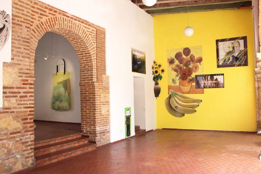 ¿Casa quién?, arte contemporáneo desde el Caribe. Amy Hussein