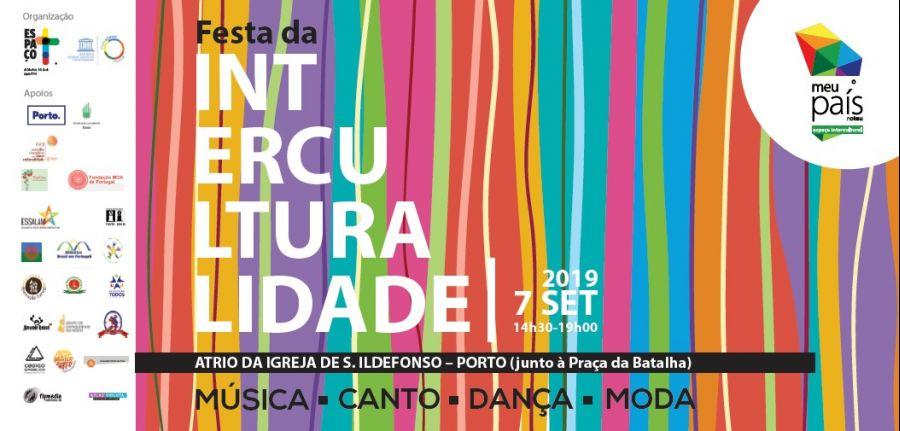 Festa da Interculturalidade 2019