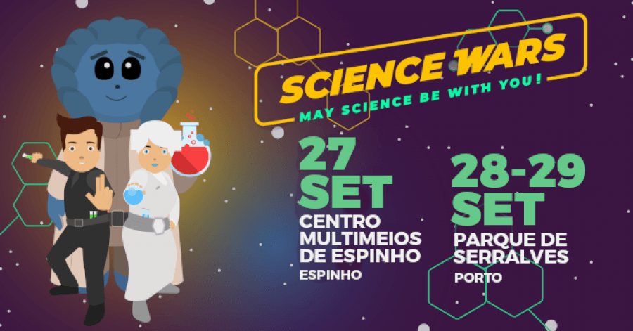 Noite Europeia dos Investigadores - ScienceWars