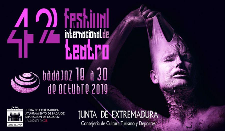 42 Festival de Teatro de Badajoz 2019
