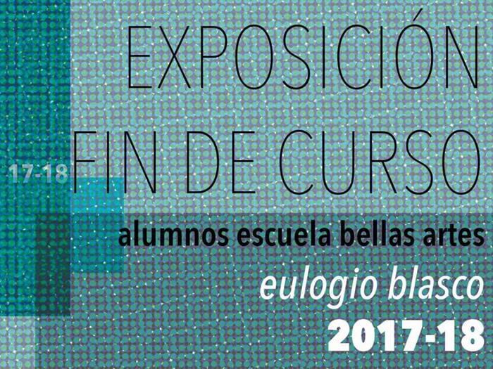 Exposición Bellas Artes Eulogio Blasco
