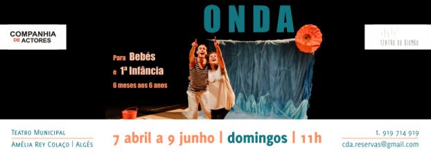 'ONDA' - Acolhimento Companhia de Actores