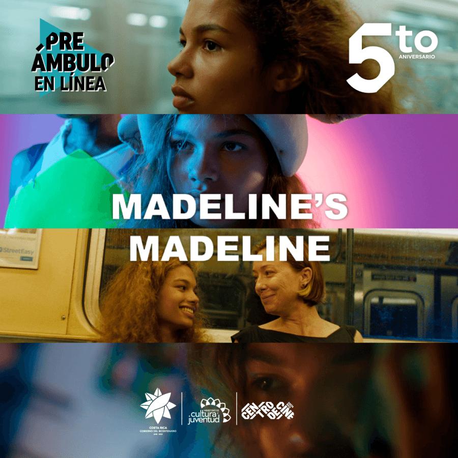 ¡Madeline's Madeline! Continúa la celebración del 5to aniversario de Preámbulo