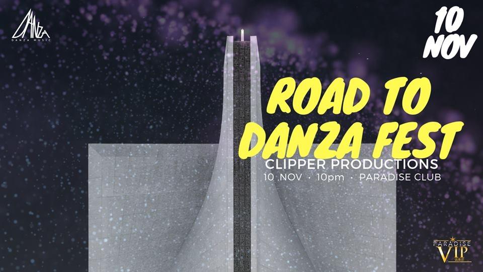 Road to danza fest. Seek Arguedas, Génesis León y más. Electrónica Dj set