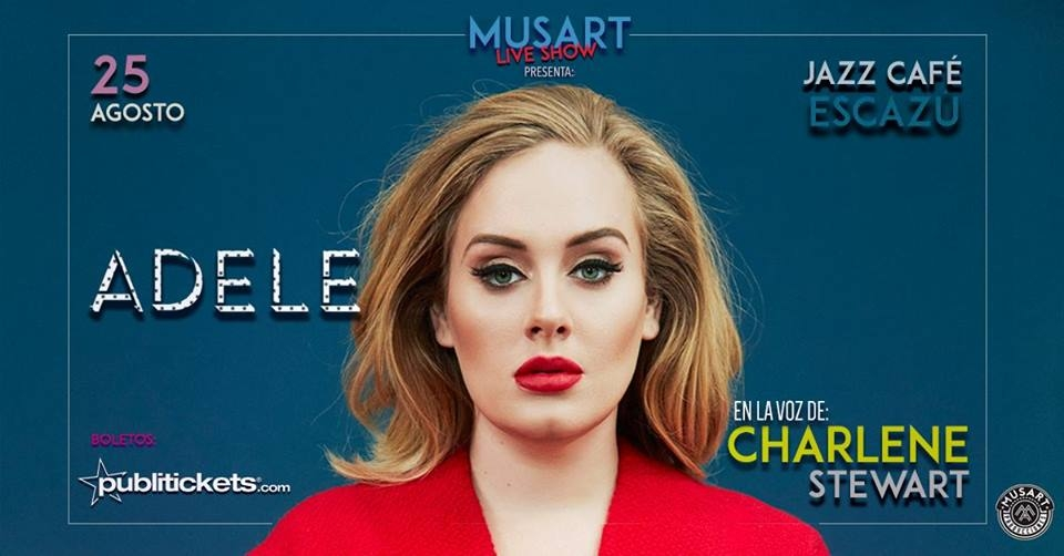 The Best Of Adele By Charlene Stewart