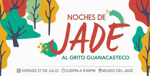 Noches de Jade al grito guanacasteco