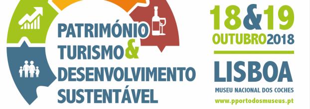 Seminário 'Património, Turismo e Desenvolvimento Sustentável'
