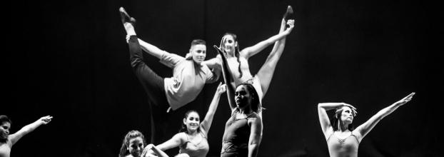 """II Muestra coreográfica 2017""  Taller Nacional de Danza"
