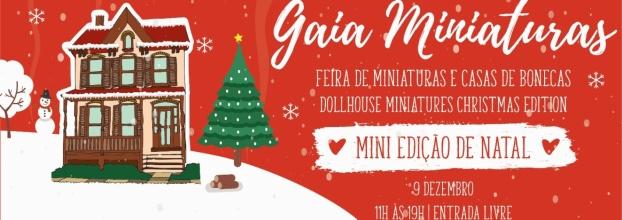 Gaia Miniaturas - Mini Edição de Natal