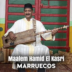 MAALEM HAMID EL KASRI (Marruecos)