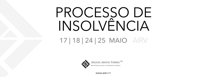 Formação ► Processo de Insolvência
