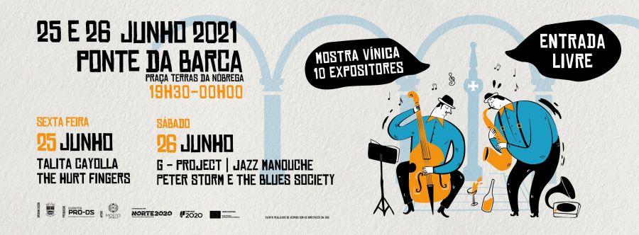 Jazz & Blues Wine Fest 2021