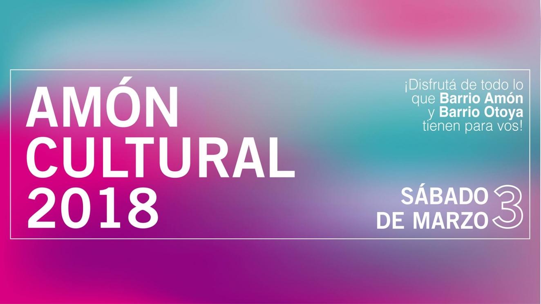 Amón Cultural 2018. Artes Escénicas