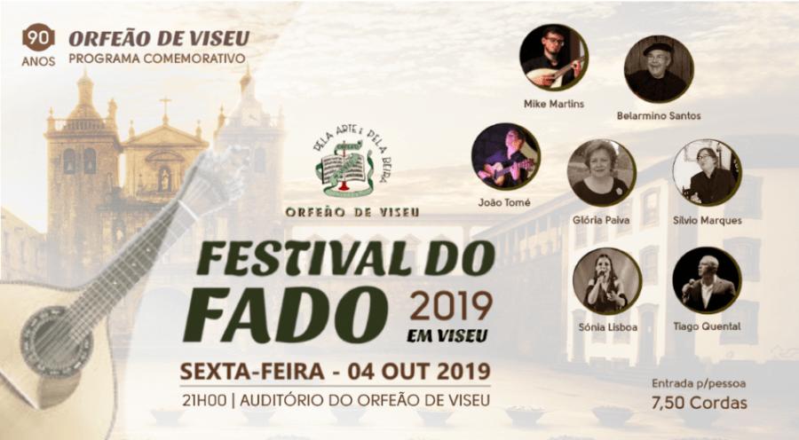 Festival do Fado em Viseu - 2019 / Viseu Fado Festival