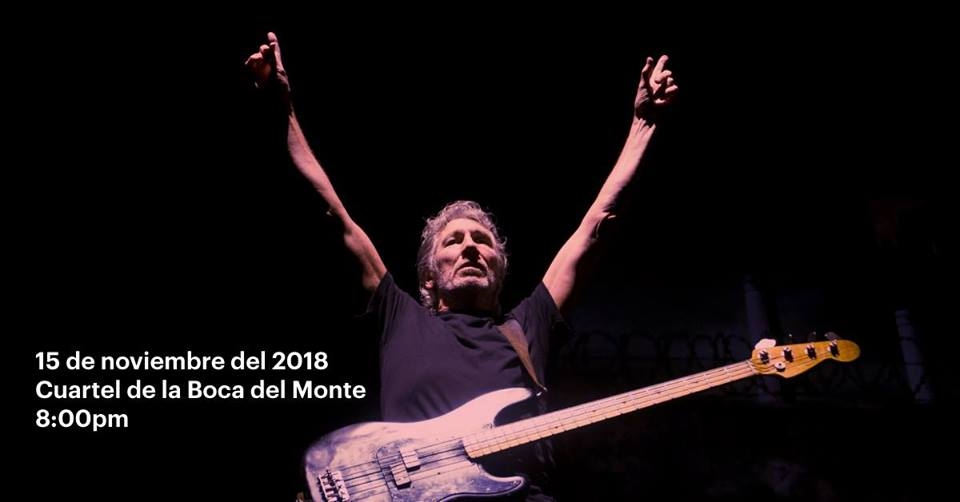 Blue nights tour, Roger Waters. Kurt Dyer, Federico Miranda y otros. Solistas, covers