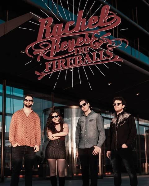 Rachel Reyes & the Fireballs en Bar Picaporte