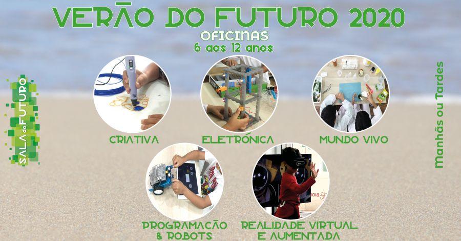 Verão do Futuro 2020 - Férias Escolares