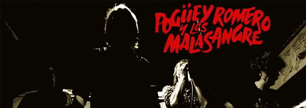 Pogüey Romero y Los Malasangre