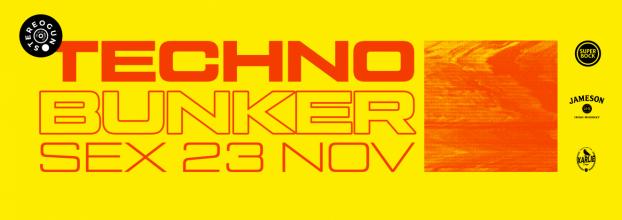 Techno Bunker - STEREOGUN