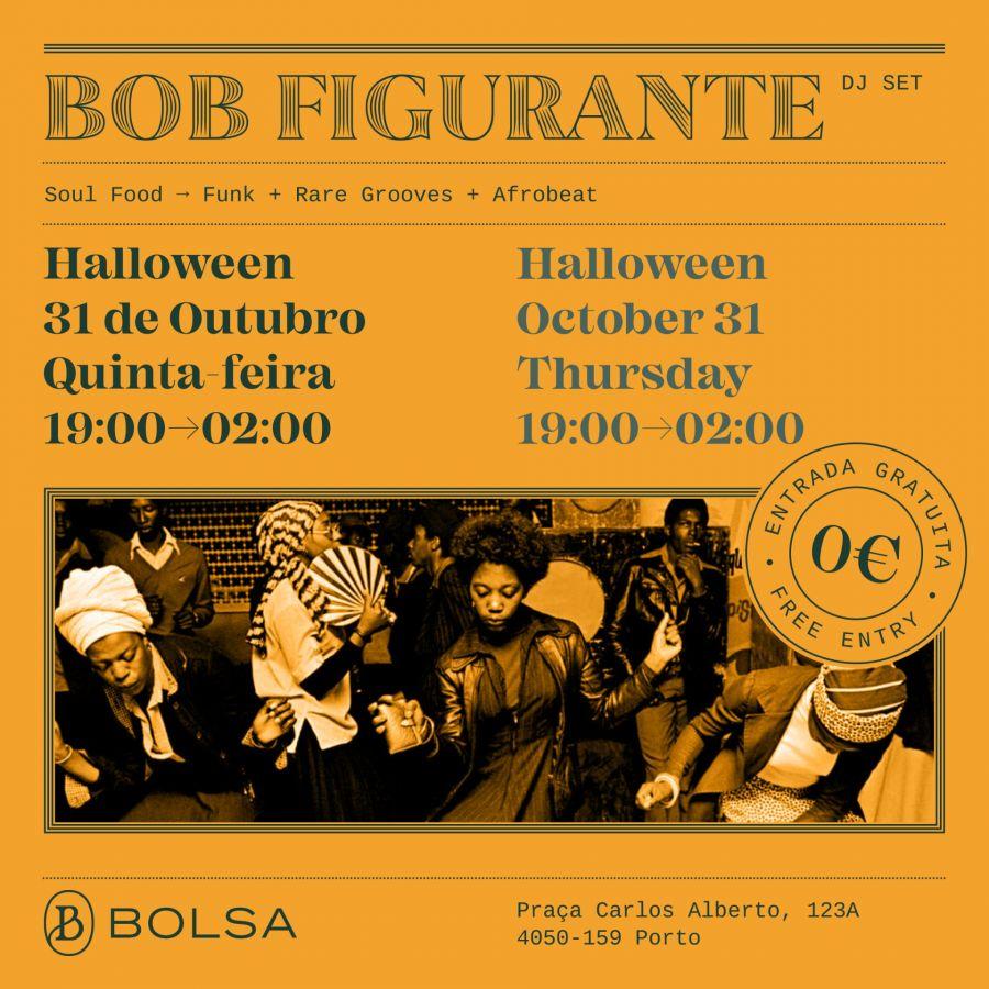 Halloween - Bar Bolsa
