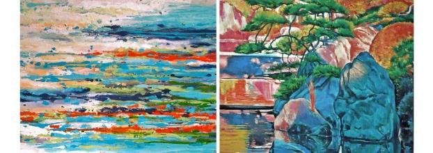Exposición Mosaicos   'Recorridos de la luz'
