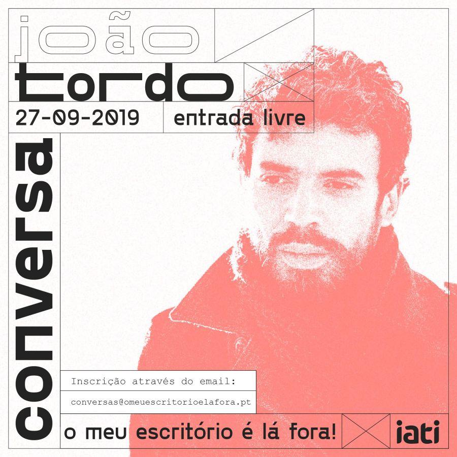 Conversa com João Tordo