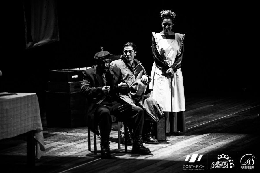 El premio flaco. Héctor Quintero. Drama