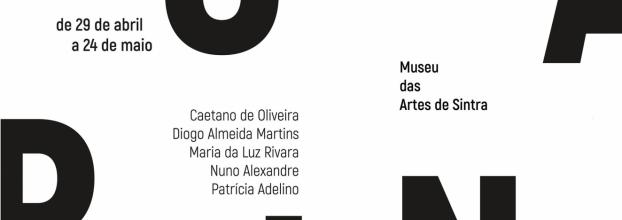 Exposição Ruína - Caetano de Oliveira, Diogo Almeida Martins, Nuno Alexandre, Patricia Adelino, Rivara